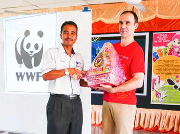 F Reyjal WWF